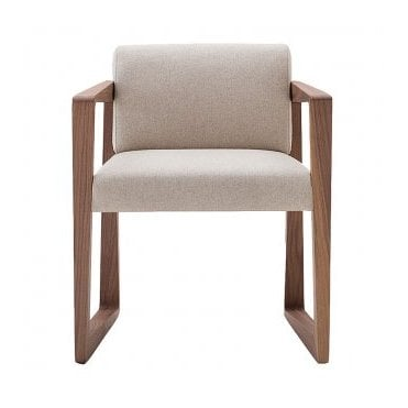 Askew Arm Chair