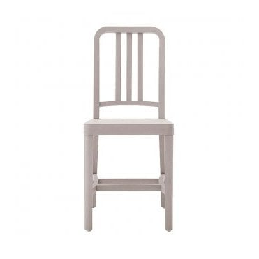 CO2 Side Chair - stained beech