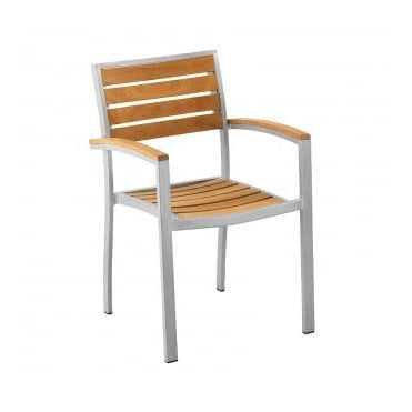 Geneva Outdoor Teak Armchair