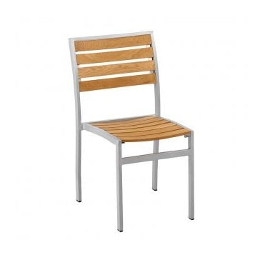 Geneva Outdoor Teak Side Chair