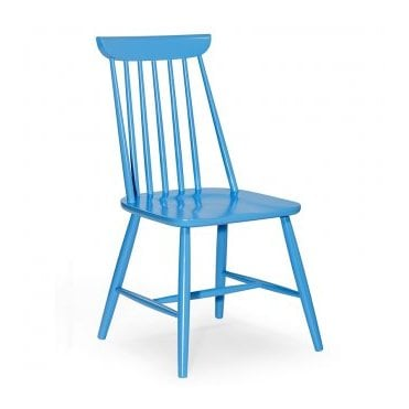 Jack Side Chair - With stretcher