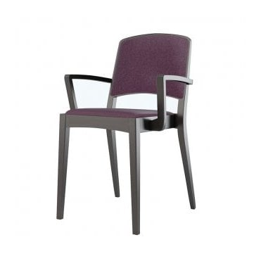 Kyoto arm chair - Fully Uph