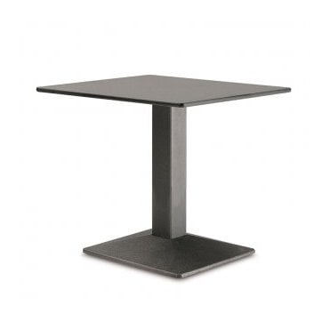 Lexis Square C1 table base - Black