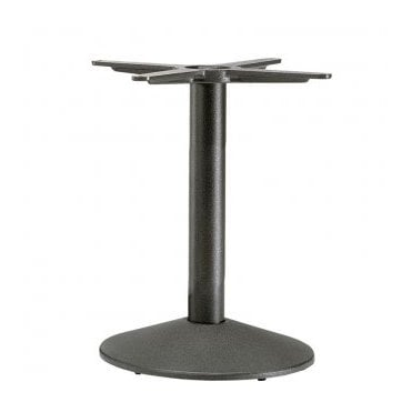 Napier Round C1 table base - Black