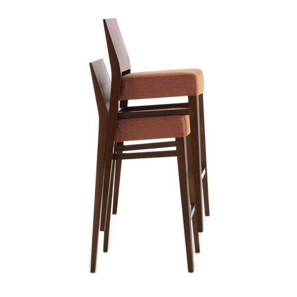 Outstanding Timberly Stackable Stool Theyellowbook Wood Chair Design Ideas Theyellowbookinfo